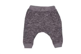 Спортен плетен панталон за момче (от 6м до 2г.)