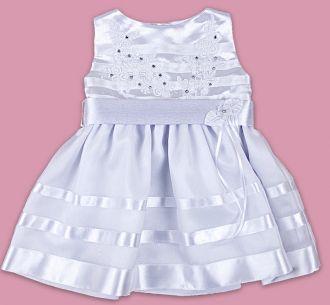"Детска рокля ""Нежност"" (6м. до 3г.)"