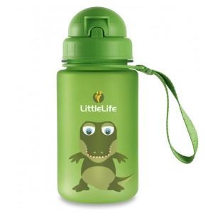 LittleLife бутилка за вода крокодил