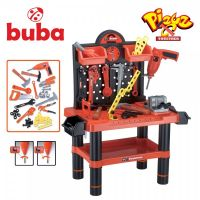 Buba Bricolage детски комплект куфар с инструменти - работилница