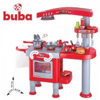 Buba Your Kitchen детска кухня червена