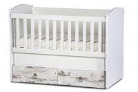 Детско легло Тони - Dizain Baby Подвижна решетка