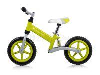 Колело за балансиране с амортисьор зелено - KinderKraft Evo