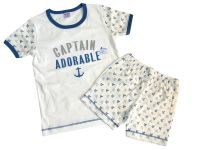 "Детска пижама за момче  ""Море"" (от 74 до 104см.)"