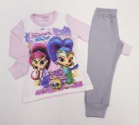 "Детска пижама ""Искрица и Сияйница"" (от 92см до 128см)"