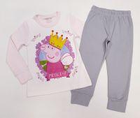 """Детска пижама """"Прасето Пепа"""" (от 92см до 128см)"""