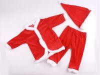 """Бебешки комплект """"Дядо Коледа"""" (от 62 до 86см.)"""