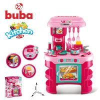 Детска кухня Buba Kitchen Cook, Розова