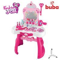 Детска тоалетка Buba Princess, Розова