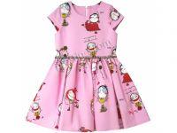 """Детска официална рокля """"Кукла"""" (от 86 до 98см)"""