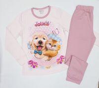 Детска пижама Венера Класик за момиче  (от 140см до 170см)