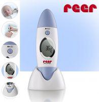 Детски инфрачервен термометър 3в1