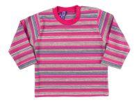 Памучна детска блуза за момиче
