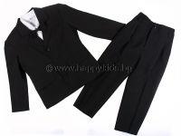 Детски официален костюм в черно (от 1г. до 16г.)