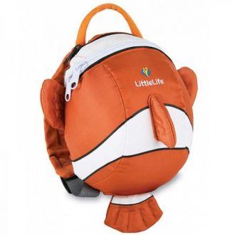 Детска раница рибка - 2л.