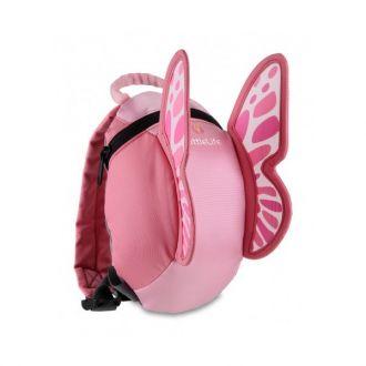 LittleLife Пеперуда детска раница 2 л
