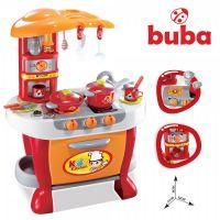 Детска кухня Buba Little Chef, Червена