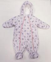 """Зимен бебешки ескимос """"Слонче"""" (от 56 до 86см.)"""