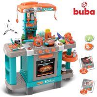 Детска кухня с реакция при докосване Buba, Синя