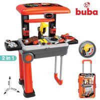 Детска работилница Buba Deluxe, Куфар