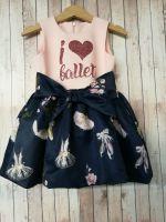 """Детска официална рокля """"Балерина"""" (от 80 до 104см)"""
