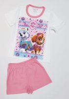 """Детска пижама с къс ръкав """"Пес Патрул"""" (от 110 до 128см.)"""