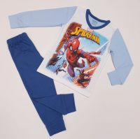 Детска пижама за момче Спайдърмен - (от 92см до 110см)