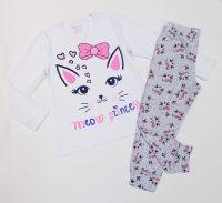 "Детска пижама Венера Класик за ""Коте"" (от 104см до 140см)"
