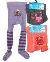 Бебешки чорапогащник с картинка