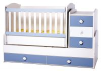 Детско легло Ниа 65/165 см. - Dizain Baby